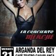 Selección de fotos realizadas en el concierto de Merchecelebrado en elCafe Teatro Casablanca de Arganda Del Rey –Madrid el día 21/03/14 http://www.flickr.com/photos/robertofierro/sets/72157642717084933/ #merche #merchearganda #salacasablanca #unmundodecolores #33spot
