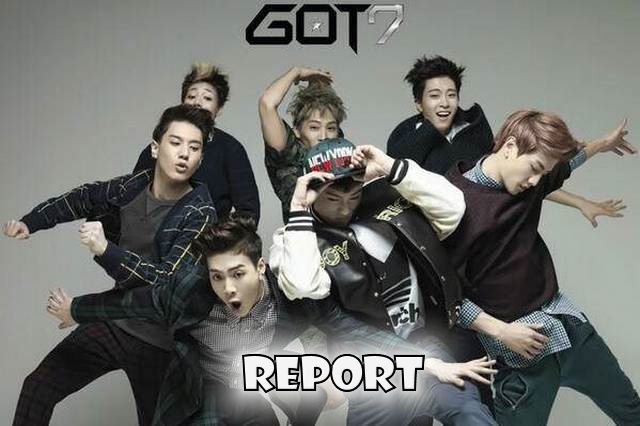 "Report) GOT7 ""Got Se..."