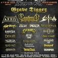 Grave Digger al H.O.M. Fest 2014 Además, estarán Döria, Northland y Silver Fist Tres años han pasado ya desde la última vez que pudimos ver a los alemanes Grave Digger […]