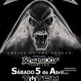(CRONICA) Gamma Ray + Rhapsody Of Fire – Sala Totem – 05/04/14 Llegaban hasta Villava los Gamma Ray el primer sábado de Abril, con casi veinte años de distancia respecto […]