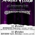 SAINT VITUS :: Gira 35. Aniversario Nos hace especial ilusión anunciar la gira de SAINT VITUS, un grupo legendario que ha decidido hacer una gira por todo Europa para celebrar […]