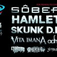 TWISTER Open Air Festival · SÔBER + HAMLET + SKUNK D.F. + VITA IMANA + ADRIFT + EL PÁRAMO + TAO TE KIN + YORUBA Madrid acogerá la primera […]
