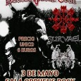 Brutal Pagan Tour desembarca en Sevilla este sábado 3 de Mayo Bandas emergentes dentro del género Viking/Pagan Metal de nuestro país se juntan para presentarnos el Brutal Pagan Tour, que […]