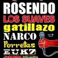 Festival Rivas Rock 17 MAY Auditorio Miguel Ríos – 16.30h Paseo Alicia Alonso, s/n, Rivas-Vaciamadrid Grupos: ROSENDO, LOS SUAVES, GATILLAZO, NARCO, EUKZ, PORRETAS Precio: 22€/25€ Entradas Anticipadas: Sun Records, […]