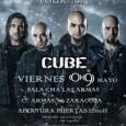 CUBE TELONEARÁ A SÔBER CONCIERTOSDE MAYO EN ZARAGOZA Y MADRID La banda Zaragozana CUBE vuelve a subirse a los escenarios tras el exitoso concierto del pasado mes de Febrero junto […]