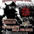 Brutal Pagan Tour desembarca en Madrid el 16 de Mayo en la We Rock con Survael, Sechem y Vikingore  Bandas emergentes del genero Viking/Pagan metal de nuestro país se […]