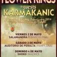 THE FLOWER KINGS + KARMAKANIC Madrid Sala Shoko 04/05/14 Nueva visita de los progresivos suecos The Flower Kings (la tercera en menos de dos años) con motivo de la presentación […]