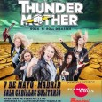 El próximo Miércoles día 7 de Mayo es el elegido para convocar a 3 bandas femeninas de rock, cada una de una tierra distinta, para proclamar su música; Las jóvenes […]