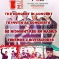 CONSIGUE UNA INVITACIÓN PARA VER A MIDNIGHT RED EN MADRID Participar es muy fácil, a continuación os dejamos el enlace a nuestrofacebookcon todas las instrucciones: Animaros a participar!! y suerte […]