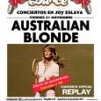 21 de Noviembre AUSTRALIAN BLONDE Concierto especial ¨Replay¨ ¡Oferta de lanzamiento por tiempo limitado a 10€ ! APERTURA DE PUERTAS 20.00 h JOY ESLAVA C/ ARENAL 11, MADRID Vuelven Australian […]