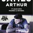 Selección de fotos realizadas en el concierto de James Arthur + Dvicio en la Sala La RivieradeMadrid el día 17/07/14 CLICKAR EN EL SIGUIENTE ENLACE  https://www.flickr.com/photos/robertofierro/sets/72157645347550377/