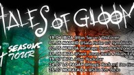 "■ TALES OF GLOOM – ROCK/METAL ALTERNATIVO Tales of Gloom (Oficial) llega a MURCIA con su gira ""4 Seasons Tour"" para presentar su último álbum ""4 Seasons of Gloom"", un..."