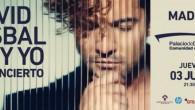 """(Crónica) David Bisbal – Palacio de los Deportes – Madrid – 03/07/14 La exitosa gira """"Tu y Yo"""" de David Bisbal llegaba a la capital precedida de un """"Sold Out""""..."""