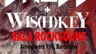 ¡Dredd y Wis(H)key tocarán juntos este viernes 29 en la sala Rocksound de Barcelona, y por sólo 5 euros la entrada! Dredd, la brutal banda de death thrash de...