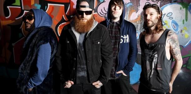 """SKINDRED POR PRIMERA VEZ DE GIRA EN ESPAÑA Han sido honrados con el título de """"Mejor Show en Directo en Gran Bretaña"""" por Kerrang y Metal Hammer y por algo..."""