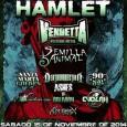 Alburock V – (Hamlet + Vendetta FM + Otros) – Albudeite – Murcia@ Polideportivo Municipal  Vuelve el Alburock! Esta vez se realizará en Noviembre, y contará con el […]