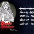 BROKEN LINGERIE- GIRA POR EL NORTE: MILE 69 TOUR Nos complace anunciar lo que llevamos meses deseando: ¡Estaremos tocando por el norte de España en el mes de septiembre! Tras […]