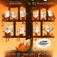 Cartel oficial de Expocómic 2014 Teresa Valero reflexiona sobre la igualdad de sexos en el noveno arte La nueva edición del Salón Internacional del Tebeo de Madrid – Expocómic 2014, […]