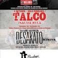 La Fuga, Talco y Desakato actuarán en Madrid en Octubre El próximo mes de Octubre viene cargado de Rock&Roll gracias a la visita de diversas bandas que pasarán por la […]