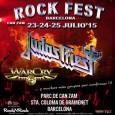 ' Rock Fest Bcn ' 2015 !! Que se celebrará de nuevo en el Parc de Can Zam de Santa Coloma de Gramenet, a 20 minutos del centro de Barcelona […]