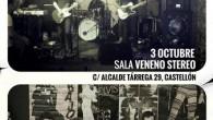 The Dirt Tracks + Johnny B Zero en Veneno Stereo Lugar: Sala Veneno Stereo Dirección: Alcalde Tarrega 29 Horario: 19.30h apertura puertas Precio: 7€