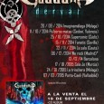 GUADAÑA GUADAÑA nos anuncian las primeras fechas ya confirmadas donde presentarán su próximo álbum «Deryaz«. 20 Septiembre 2014; Malaga; Imaginamálaga 11 Octubre 2014; Sedaví (Valencia) Pa´berse Matao 25 Octubre 2014; […]