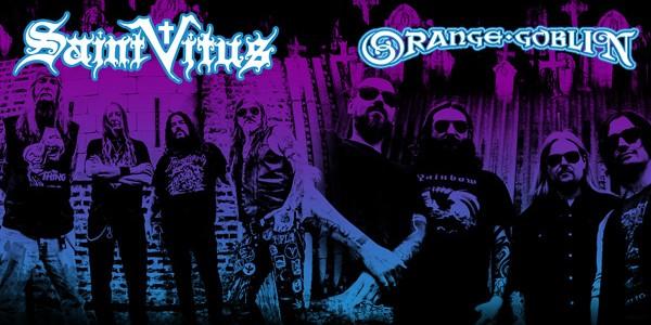 Gira 35 aniversario de los legendarios padres del doom metal SAINT VITUS + ORANGE GOBLIN 12 de octubre. Sala Copérnico, Madrid Compra tu entrada aquí o hazte con ella en...