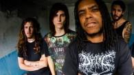 ALIENCHRIST entran en estudio para trabajar en su primer EP que verá la luz a principios del próximo año, la banda sevillana liderada por Mario Rocha solo llevan en escena...