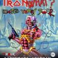 Vuelve a Donostia Iron What?, el gran tributo a los legendarios Iron Maiden. En la que es su gira más ambiciosa hasta la fecha, Iron What? ataca en sus conciertos […]