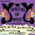 Queens of Noise Festivales un nuevo festival que celebra la creatividad femenina. Tres días, diez bandas, exposiciones, un recopilatorio, fanzines… Puedes adquirir entrada para uno de los días o el […]