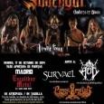 Survael en concierto, viernes 17 de Octubre en la sala Excalibur de Madrid Survael se encuentran preparando su nuevo álbum que verá la luz el próximo 2015 Noche de Viking […]