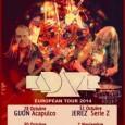 KADAVAR, la banda doom-psych-rock del momento, comienza mañana su gira por España KADAVAR (Alemania) + THE PICTUREBOOKS +Info: www.noiseontour.com/web/index.php?menu=119&pagina=&banda=3367 28 Oct – GIJON, Casino Acapulco 30 Oct – MADRID, Copérnico […]