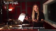"""We All Fall se encuentran en los estudios Sonora grabando su nuevo disco que supondrá la continuación de su debut """"Paradise Paradox"""" publicado en 2011. El disco está siendo producido..."""