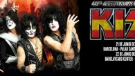 KISS 40th Anniversary Tour 21 de junio 2.015 Palau Sant Jordi Barcelona 22 de junio Barclaycard Arena Madrid KISSla banda de rock más grande del mundo continúa con su tour...
