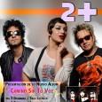 """El grupo mexicano 2+ llega a España para darse a conocer presentando al público su disco """"Camino sin tu voz"""", un album con ritmos electrónicos y toques de soul, jazz, […]"""