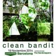 CLEAN BANDIT ANUNCIAN SUS ARTISTAS INVITADOS EN BARCELONA Y MADRID Los próximos 19 y 20 de noviembre, el grupo británico CLEAN BANDIT presentará su primer álbum 'New Eyes' (Warner / […]