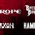 Cuatro nuevos grupos se unen al cartel de Rock Fest Barcelona 2015'. Llega el turno de confirmar a: Europe, Battle Beast, Saxon y Hamlet se suman a los artistas ya […]