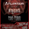 """ATLANTAIR EN CONCIERTO El próximo día 28 de noviembre en la sala Copérnico tendrá lugar el cuarto concierto de la Gira """"Searching For…"""" de Atlantair, la cual se inició hace […]"""