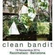 (Crónica)Clean Bandit + Electric Nana – Sala Arena – 20/11/14 Tras el cambio de sala, suponemos que por falta de afluencia, los británicos CLEAN BANDIT pasaban por la capital el […]