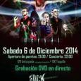 """GUADAÑA El próximo sábado 06 de Diciembre los gaditanos Guadaña presentan su último álbum """"Deryaz"""" en directo en Madrid en la Sala We Rock, Costanilla de los Ángeles, 20. Será […]"""