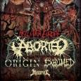 (CRONICA) Aborted + Origin + Exhumed + Miasmal – Sala Caracol – 09/12/14 Aborted, Origin, Exhumed y Miasmal. Cuatro palabras para nombrar cuatro grupos que se dieron cita en la […]