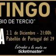 PITINGO – Concierto el 11/Diciembre/2014 PABELLON DE PORTUGAL del 29 SEVILLA 21:00h ENTRADAS: ╚►http://www.ticketmaster.es/nav/es/musica/sevilla/pabellon_de_portugal_del_29_tt17992/pitingo._cambio_de_tercio/index.html WEB OFICIAL: ╚►http://www.pitingo.com/