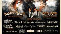 Nuevas bandas para el Resurrection Fest 2015: KoRn, Refused y muchas más Estamos orgullosos de poder presentaros un nuevo anuncio de bandas para el RESURRECTION FEST 2015, el mayor anuncio...
