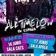 ¡3….2….1….! ENTRADAS A LA VENTA! Se acabó la espera chicos! Ya podéis haceros con vuestras entradas para ATL! http://www.ticktackticket.com/entradas/goto.do?claves=All+Time+Low&origin=TTT Recordad.. 16 de junio SALA CATS de Madrid (Cambiamos de sala) […]