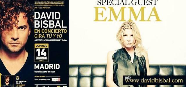 (Cronica)David Bisbal – BarclayCard Center – Madrid – 14/12/14 El día 12 de Diciembre tuvimos la suerte de ver a David Bisbal en el BarclayCard Center en los Premios 40...