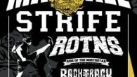 HFMN CREW se enorgullece de presentar la gira Rebellion 6 en nuestro país, que contará con 4 de los pesos pesados del hardcore del momento presentado respectivamente sus nuevos trabajos....