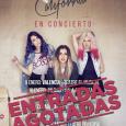 Tras agotar entradas entradas en todos los concierto de su gira la agencia de Management nos comunica el cambio de fecha y recinto para el concierto de Madrid, a […]