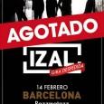 Sábado, 14 febrero: RazzMatazz/ BARCELONA 20:30h Anticipada: 18 euros/ Taquilla: 24 euros https://www.ticketea.com/entradas-izal-barcelona/  Es un grupo de música pop/rock originario de Madrid, formado por Mikel Izal (vocalista y compositor), […]