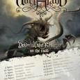 Northland avanza fechas para presentar su segundo álbum «Downfall And Rebirth» La banda de Folk Metal de Barcelona, Northland, acaban de editar su segundo trabajo de estudio titulado «Downfall And […]