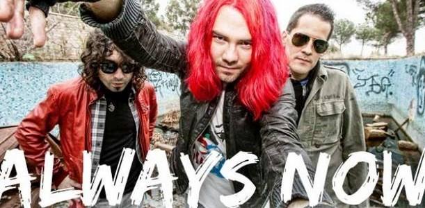 """En estos tiempos en los que el rock suena como una palabra prohibida o descafeinada, The Rebels publican un nuevo álbum titulado """"Always Now!"""" que claramente desafía al miedo actual..."""